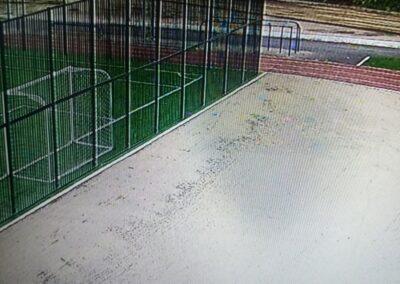 Универсальная спортивная площадка (межшкольный стадион) с. Лобаново